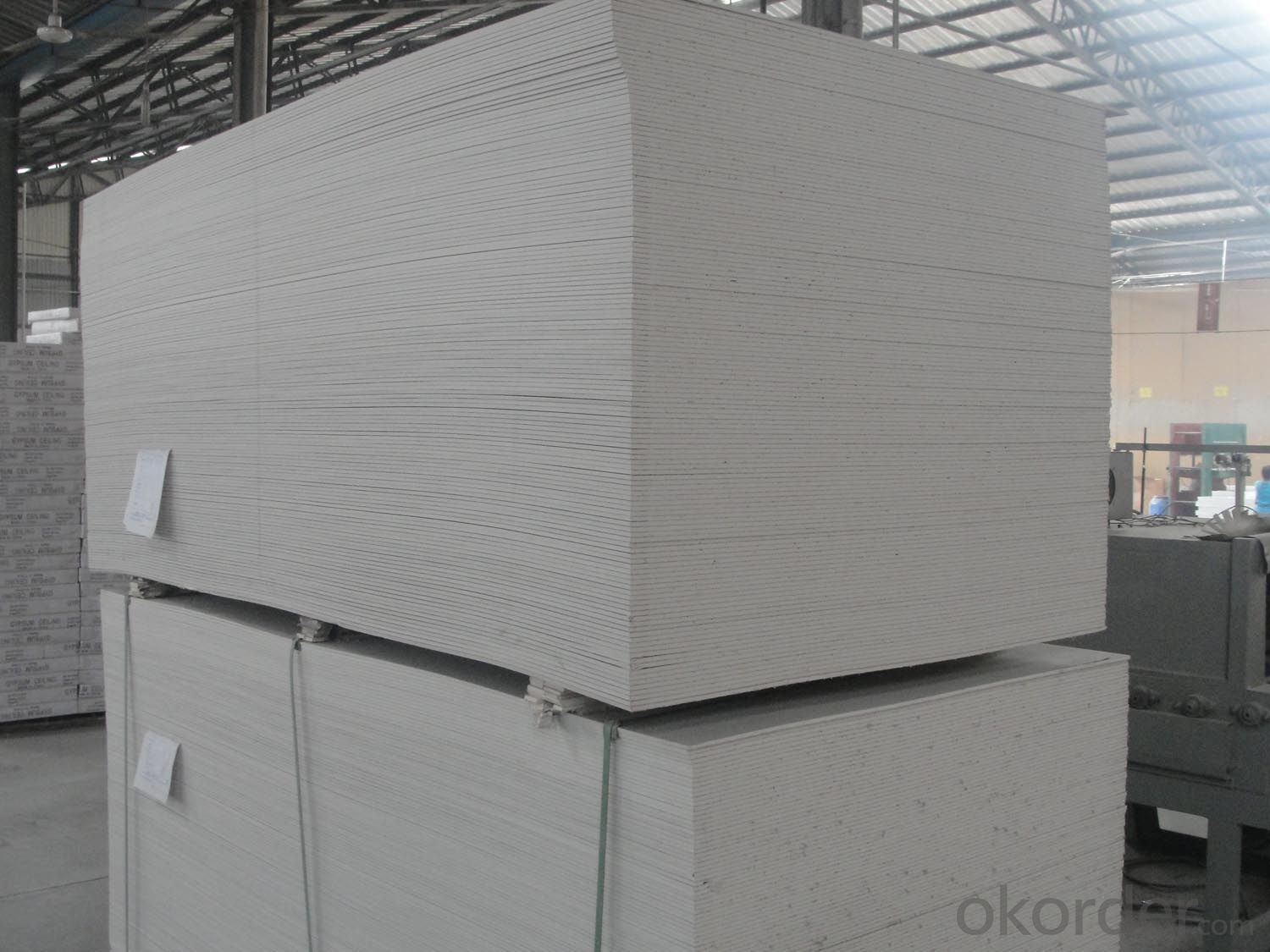 Paper Drywall Gypsum Board for  New Design