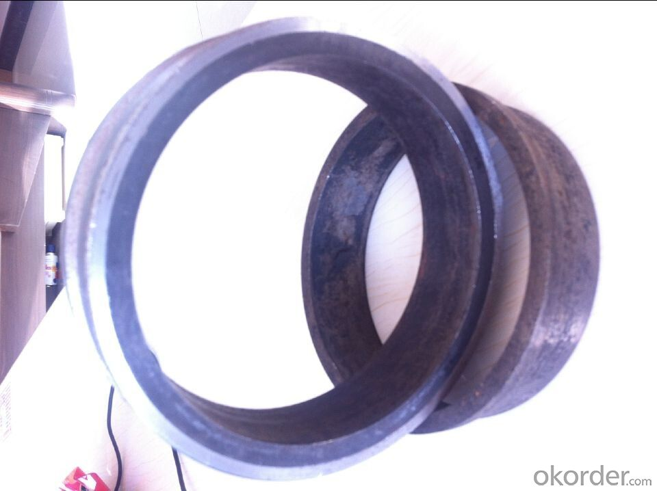 Long Life Flange  with Wearing  Insert DN 125 MM Width 40MM