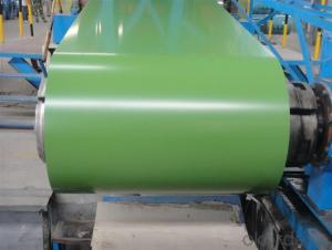 Pre-painted Galvanized Steel Coil--High Strength