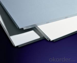 brushed aluminum cladding wall bulding material