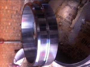 SCHWING Single Side Flange DN125mm Width 35mm
