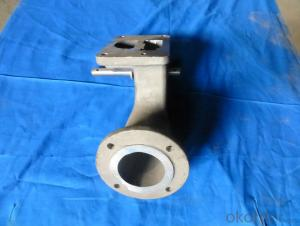 Cast Aluminum Elbow Casting and Machining Weight 2 kg to85kg