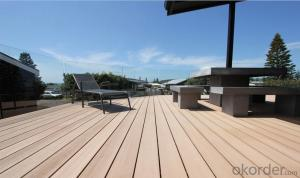 Wood Plastic Composite Special decks of 150*25mm
