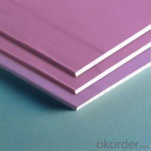 Gypsum Board for Wall Partition Decoration