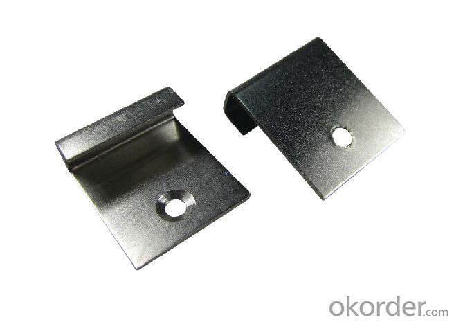 Wood Plastic Composite Accessories clips