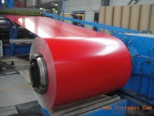 Prepainted Galvanized Steel Coils-Beautiful Surface