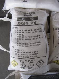 SODIUM NITRITE INDUSTRY GRADE 99.3% POWDER