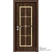 Metal Steel Security Door for Safety Modern Design