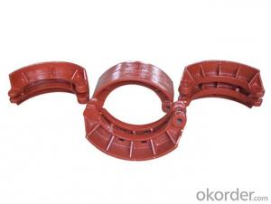 Auto Spare Parts Brake Shoes for Truck Trailer Bus OEM