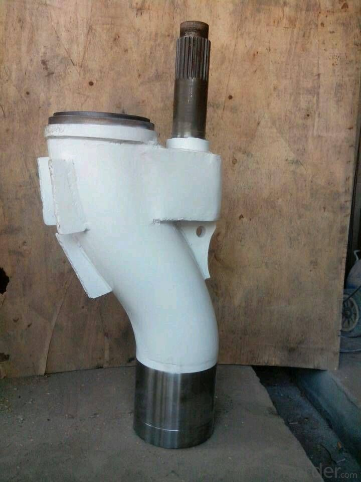 DN200 S valve  for Zoomlion concrete pump