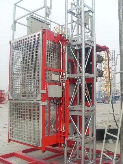 construction hoist / builder's hoist/building hoist/SC120