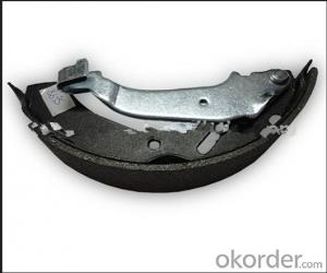 Brake Shoe Auto Parts Brake System Brake Shoes For HYUNDAI KIA