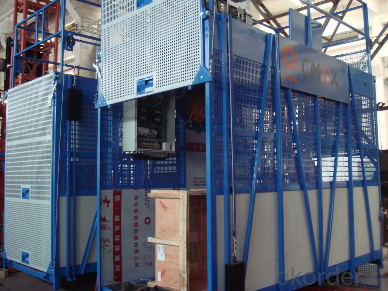 SC100/100 lifting hoist