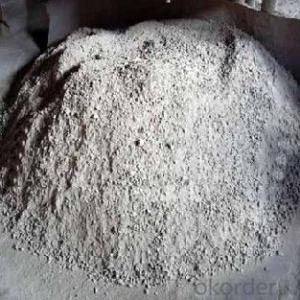 ACID RAMMING MASS FOR INDUCTION FURNACE LINING