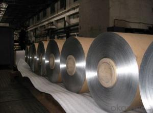 The Aluminium Foilstock For The Production Of Light Gauge Foil