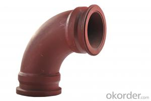 Twin Wall Elbow for Concrete Pump R150 90DGR
