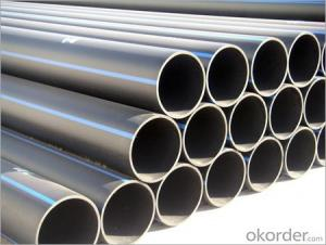CNBM HDPE PIPE 20-1000MM MANUFACTUERE