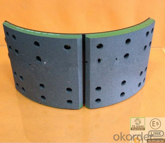 OEM  Auto Brake Shoes Brake Shoe for Eaton