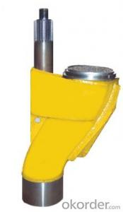 DN180 S valve  for  Putzmeister concrete pump
