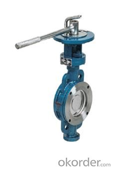 Butterfly Valve Without Pin Ductile Iron DN510