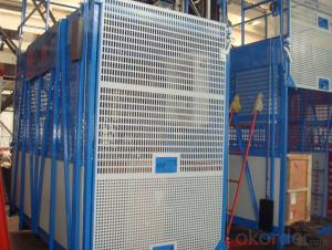 SC150 normal hoisting machinery