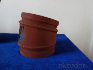 Twin Wall Elbow for Concrete Pump R275 15DGR