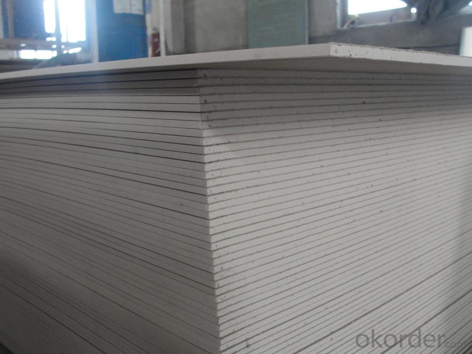 Gypsum Board for Drywall Partition for New Use