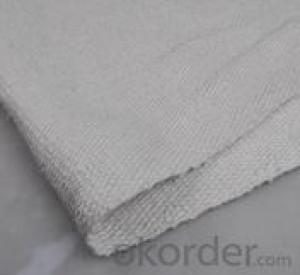 dust free asbesto cloth for induction furnance