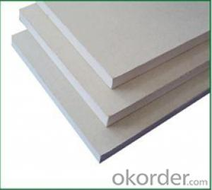 Drywall Paper Gypsum Board for New Design Decoration