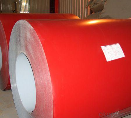 Pre-painted Galvanized Steel Coil-EN 10169 DX51D+Z--Good Quality