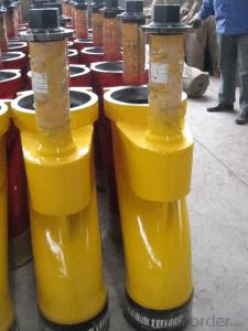 DN200 S valve  for  Putzmeister Concrete Pump