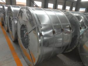 PREPAINTED STEEL COIL zinc coating 80g/m2