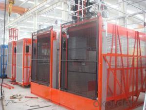 construction hoist / builder's hoist/building hoist/SC200/200-8