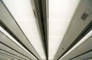 Sunscreen FSS Roof Skylight Blinds for Indoor Sunshade