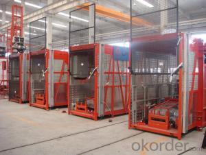 construction hoist / builder's hoist/building hoist/SC200/200-9