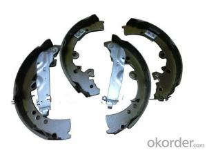 Riveting Machine Oe1244200720 Brake Shoe OEM