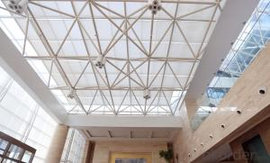 FSS Motorized  Skylight for Airport or Public Buildings