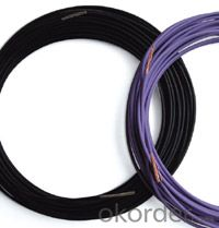 Low Voltage Primary circuit Cable for Automobiles