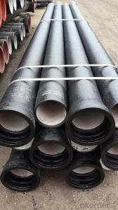 DUCTILE  IRON PIPES  AND PIPE FITTINGS c30 DN500