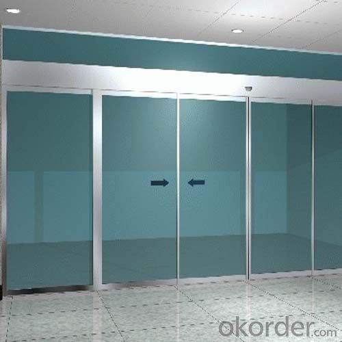 Automatic Door for Industrial Use New Decoration