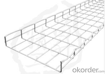 pre- galvanized steel perforated cable tray