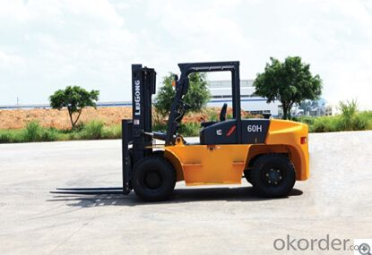 FORKLIFT CLG2060H,Reliable ChaoChai engine or optional ISUZU engine