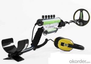 Zhongmei brand Excalibur II Professional Beach and Underwater Detector