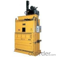 hydraulic vertical cardboard baler,Y82-63 wool baler for plastic, cartoon,straw,hay compress machine