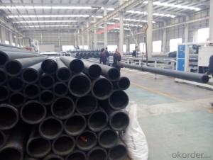 PVC pipe for Dredging with High Wear Resistance