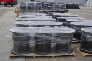 DUCTILE IRON PIPES AND PIPE FITTINGS K8 CLASS DN150