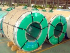 Stainless Steel Coil 304 Cold Rolled 2B Narrow
