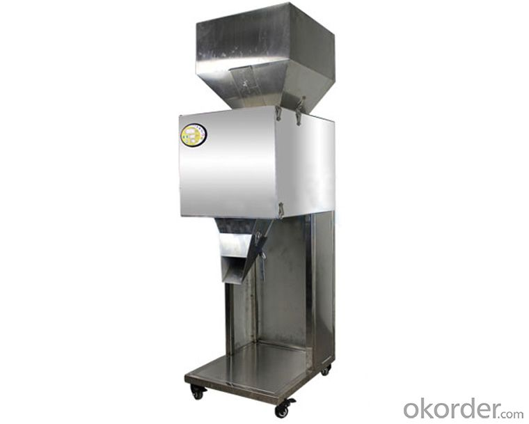 Automatic Powder Filling Machine With Automatic Weighting