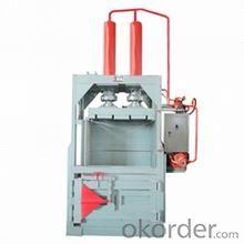 Y82 hydraulic vertical cardboard baler01