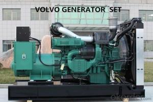Product list of Volvo Engine type (Volvo Generator) G102